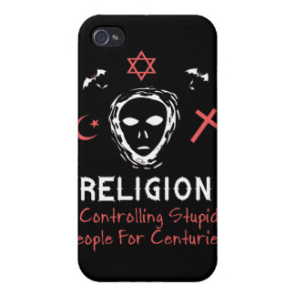 Stupid People Control Cases For iPhone 4
