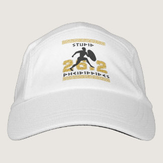 Stupid Pheidippides Marathon Running Hat