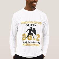 Stupid Pheidippides Marathon Running Sport-Tek LS T-Shirt