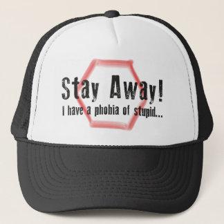 Stupid Phobia Trucker Hat
