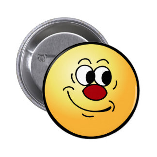 Stupid Smiley Face Grumpey Button