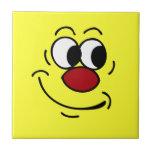 Stupid Smiley Face Grumpey Tiles