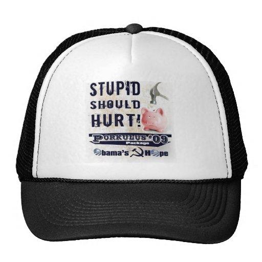 StupidHurts Hats