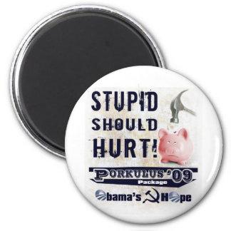 StupidHurts Magnet
