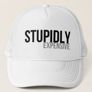 Expensive Baseball   Trucker Hats  99b08044b22