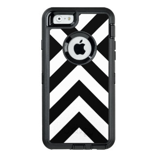 Sturdy Black and White Chevrons Case