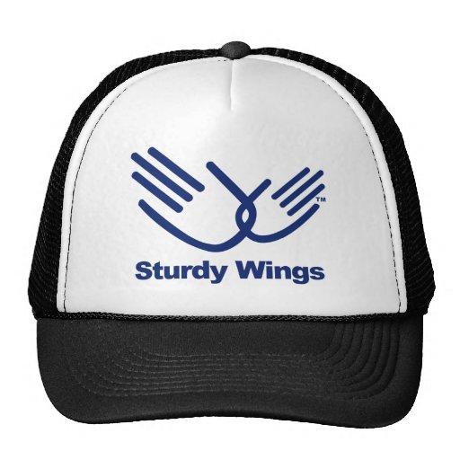 Sturdy Wings Trucker Hats