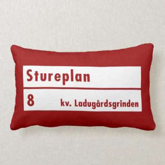 Stureplan Estocolmo placa de calle sueca