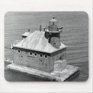 Sturgeon Bay Canal North Pierhead Lighthouse Mouse Pad