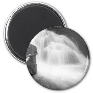 Sturgeon Falls 3, Upper Peninsula, Michigan 2 Inch Round Magnet