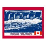 Sturgeon falls, Ontario Post Card