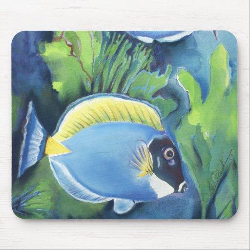 Sturgeon Fish Mousepads