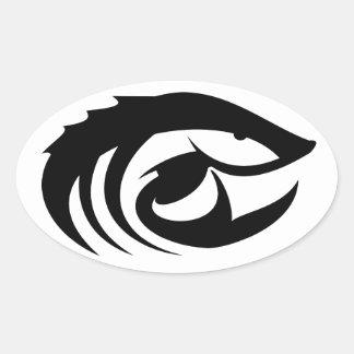 Sturgeon Fish Sticker