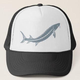 Sturgeon Fish Trucker Hat