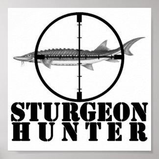 Sturgeon Hunter Poster