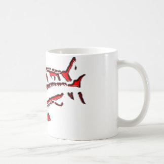 Sturgeon Mug - TSS-red