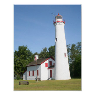 Sturgeon Point Lighthouse Posters