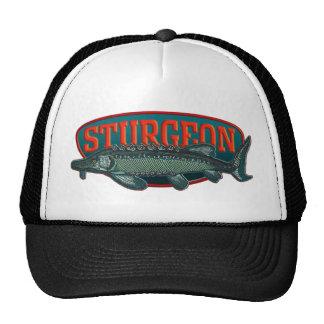 Sturgeon tractor hat