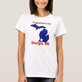 Sturgis #1 Redneck City in MI Women's T Shirt