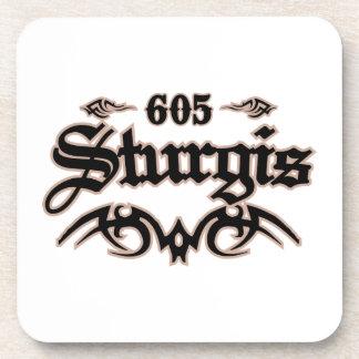 Sturgis 605 posavasos de bebida