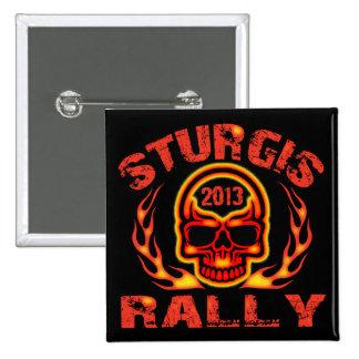 Sturgis Rally 2013 Pins