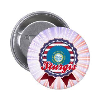 Sturgis, SD Button