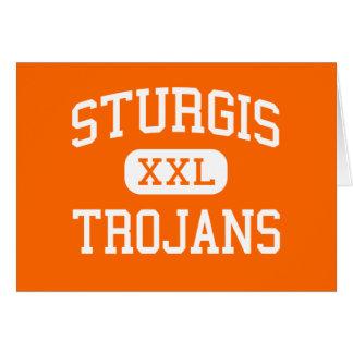 Sturgis - Trojan - High School secundaria - Sturgi Felicitaciones