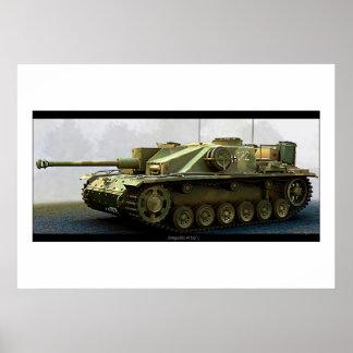 Sturmgeschutz 40 Ausf G- Print 3