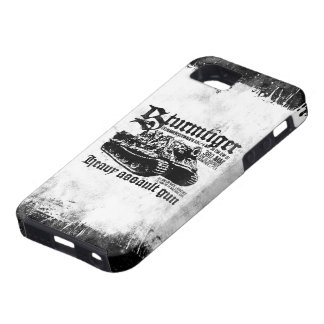 Sturmtiger iPhone 5 Case-Mate Protectores