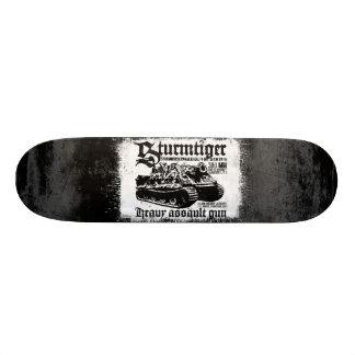 Sturmtiger Tabla De Skate