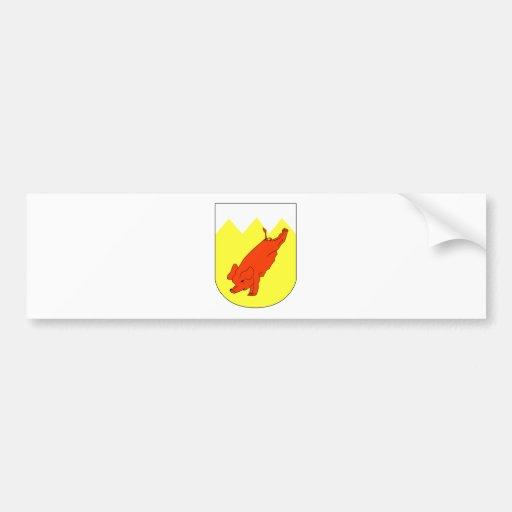 Sturzkampfgeschwader 77 1. Staffel SG 77 Bumper Sticker