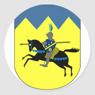 Sturzkampfgeschwader 77 Stab III Gruppe Round Sticker