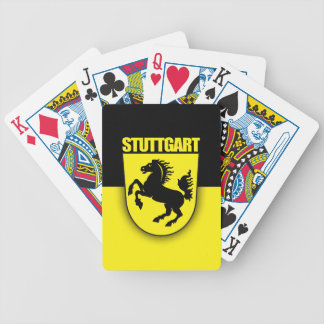 Stuttgart Bicycle Playing Cards