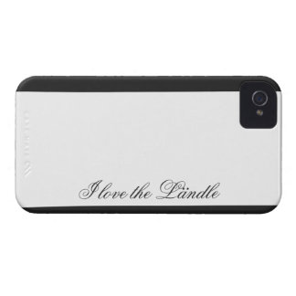 Stuttgart city of skyline - iPhone4 covering Case-Mate iPhone 4 Case