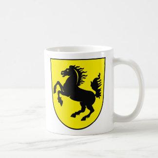 Stuttgart Coat of Arms Mug