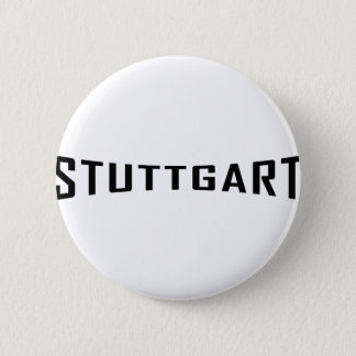 stuttgart deutschland icon pinback button