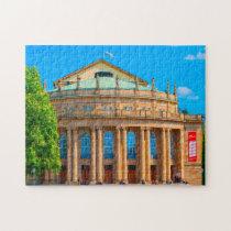 Stuttgart Germany. Jigsaw Puzzle