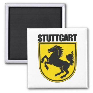 Stuttgart Imán Cuadrado