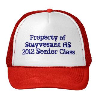 Stuyvesant High School - 2012 Senior Trucker Hat