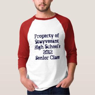 Stuyvesant High School - 2012 Senior Tees