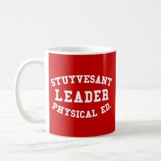 STUYVESANT LEADER PHYSICAL ED. CLASSIC WHITE COFFEE MUG