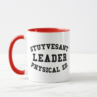 STUYVESANT LEADER PHYSICAL ED. MUG