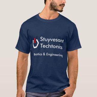 Stuyvesant Techtonics T-Shirt