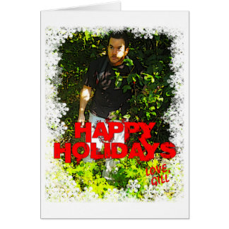 STW Holiday Card