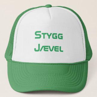 stygg jævel, ugly bastard in Norwegian Trucker Hat