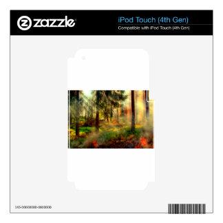 styggkaerret-84 calcomanías para iPod touch 4G