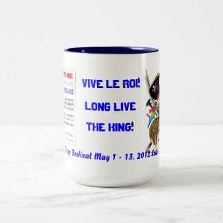 Style 3 add your own image Two-Tone coffee mug