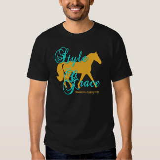 Style and Grace Missouri Fox Trotting Horse Shirt