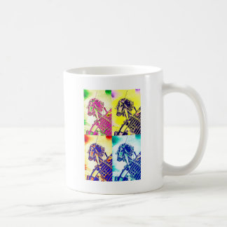 Style Art Skeleton Coffee Mug