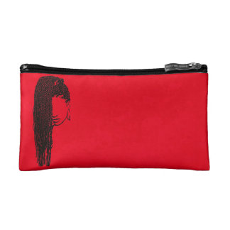 Style Braid Makeup Bag